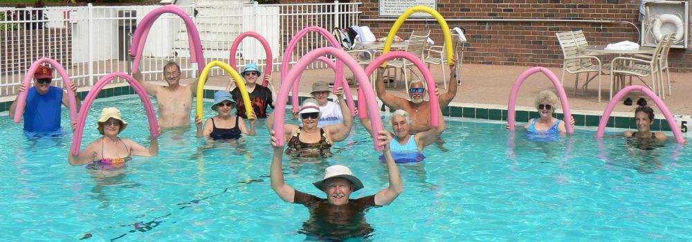 11.7.8 Water Aerobics