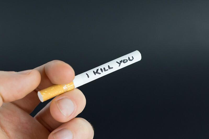 13.6.1 Cigarettes Kills