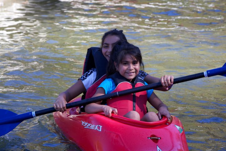 12.5 Kayaking Aerobic Exercise