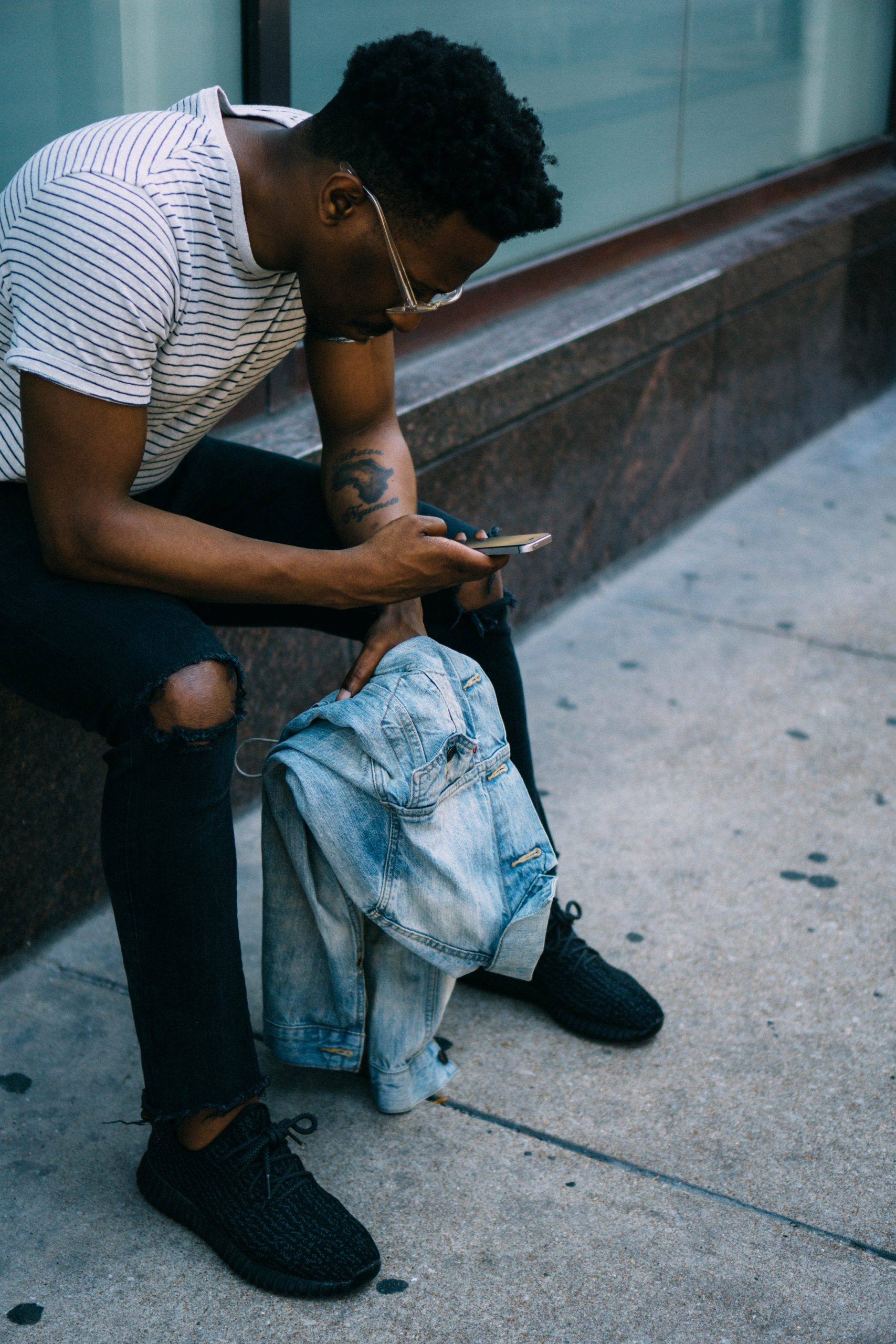 12.6.1 Texting and Posture